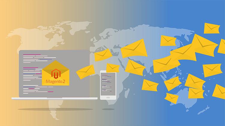 Magento 2 emails